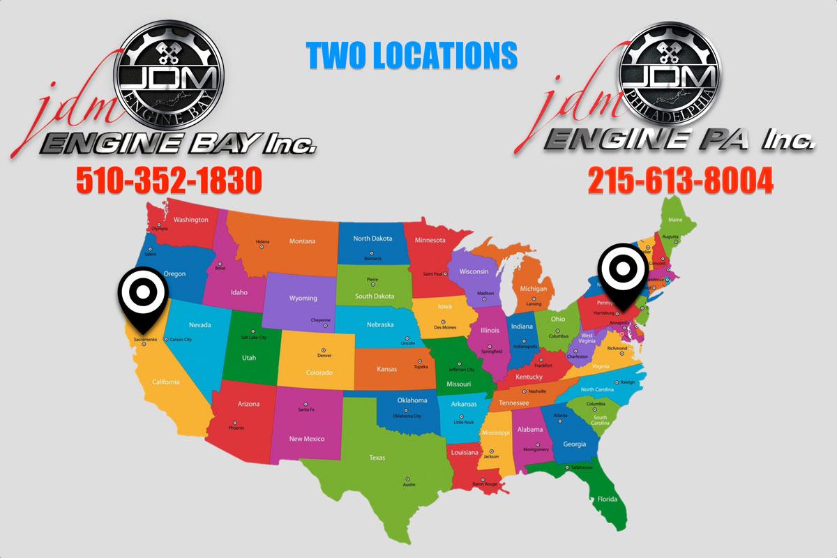 Contact us | JDM ENGINE PA